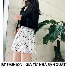Quần Sọt Đùi Nữ Giả Váy Thời Trang Hàn Quốc Mới – BT Fashion (VA03-VOAN)