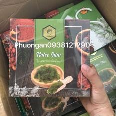Cacao Nalee Slim giảm cân mẫu mới hộp 20 gói chính hãng cty 100% date mới