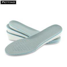 Lót giày nam, lót giày nữ, lót tăng chiều cao, SIÊU THOÁNG KHÍ đến 1.5cm, 2.5cm, 3.5cm dùng được cho nhiều loại giày PETTINO-LLTX02 (01 cặp)
