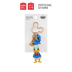 Móc treo trang trí Donald Duck Collection Miniso Plush Key Chain Pendant