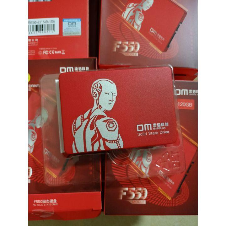 ổ cứng ssd 120G, chính hãng DM, SSD LAPTOP PC