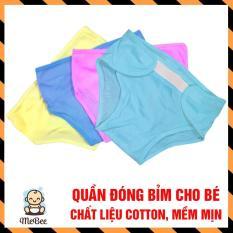 Combo 2 quần đóng bỉm cho bé sơ sinh (0- 6 tháng) loại dán SHOPMEBEE