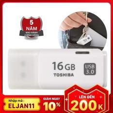 USB 16GB Toshiba Tốc độ 130Mb/s chuẩn 3.0 bảo hành 5 năm FPT