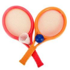 Bộ đồ chơi cầu lông, bóng bàn 2 in 1 cho bé