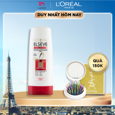 Dầu xả Phục Hồi Tóc L'oreal Paris Elseve Total Repair 5 Repairing Conditioner 325ml