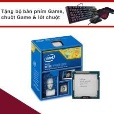 Chip Vi xử lý Intel CPU Pentium G3440 (2 lõi- 2 luồng) Bảo Hành 3 Năm- Hàng Nhập Khẩu
