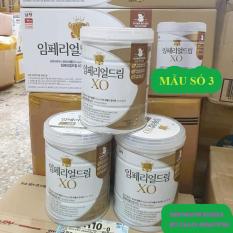 Sữa XO Số 3 Namyang Hàng Nội Địa Hàn Quốc Dùng cho Bé từ 6-12 tháng/Hộp 800g