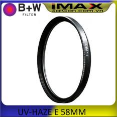 Kính lọc Filter B+W F-Pro 010 UV-Haze E 58mm (Hoằng Quân)