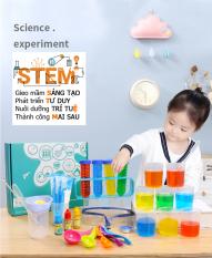 Bộ 92 thí nghiệm– đồ chơi STEM – đồ chơi thông minh – đồ chơi lắp ráp