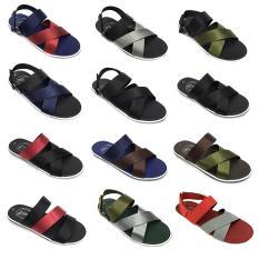 [XẢ KHO ĐÓN NĂM MỚI – GIÁ HỦY DIỆT] Giày dép sandal ( Kiểu màu ngẫu nhiên đúng size)