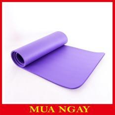 Thảm Tập Yoga Siêu Bền 10 mm