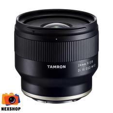 [Nhập ELMAR31 giảm 10% tối đa 200k đơn từ 99k]Ống kính Tamron 24mm F/2.8 Di III OSD M1:2 for Sony E Bảo hành 12 tháng Hoàng Quân