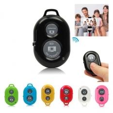 Remote chụp hình tự sướng Bluetooth màu ngẫu nhiên