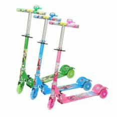 Xe trượt 3 bánh phát sáng đồ chơi trẻ em