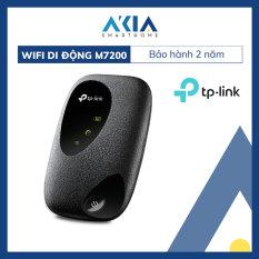 Bộ Phát Wifi Di Động 4G LTE TP-Link M7200 2.4GHz 150Mbps – Hàng Chính Hãng