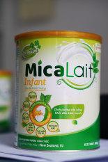 Sữa bột cho trẻ sơ sinh Micalait Infant chính hãng Danke DATE 2022 850g