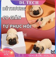 Đồ Chơi Con chó Cún yêu BẰNG NHỰA DẺO XẢ STRESS CD1 Dễ thương MANG LẠI NIỀM VUI CHO NGƯỜI SỬ DỤNG DL TECH