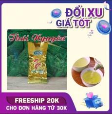 Gói 1 ấm chè Thái Nguyên trà Tân Cương xanh sạch thơm ngon 15g – dòng chè búp