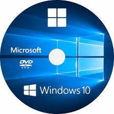 Đĩa DVD cài Win 10 Home / Enterprise / Professional 64bit tự nạp bản quyền đến 2038 + sách hướng dẫn