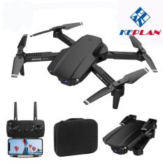 [SWTOYSVN] Flycam E99 Pro 2 Thế Hệ Mới 2020, Camera 4K/0.3MP, Góc Quay Rộng, Gấp Gọn Thông Minh