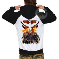 Áo Khoác Free Fire Hoodie Có Mũ Dài Tay