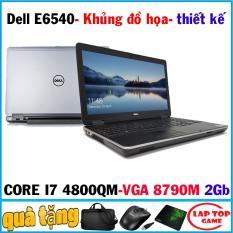 laptop dell latitude e6540 – quái vật đồ họa giá rẻ Core i7 4800QM, RAM 8G, HDD 500G, VGA Radeon 8790M 2Gb, MÀN 15.6 FHD 1920*1080 DÒNG MÁY ĐỒ HỌA 3D, KỸ SƯ, LẬP TRÌNH CHUYÊN NGHIỆP