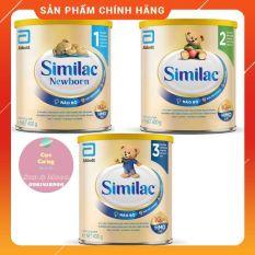 [ HÀNG CHÍNH HÃNG ]Sữa Similac IQ Plus HMO 1,2,3 400g [Mẫu Mới]