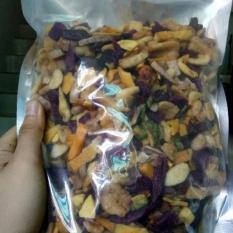 Combo 2kg hoa quả sấy vụn