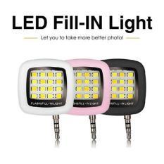 Đèn flash 16 bóng led siêu sáng hỗ trợ chụp hình (MÀU NGẪU NHIÊN)