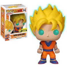 Mô hình nhân vật Funko POP Super Sayan Goku độc quyền EE Exclusive