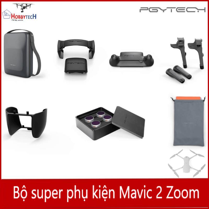 Super Combo phụ kiện DJI mavic 2 zoom – PGYTECH