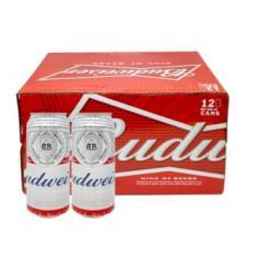 Bia Budweiser thùng 12 lon x 500ml