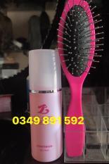 Xịt dưỡng và lược chải tóc giả combo DLSPKC_001