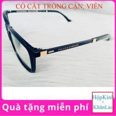 Gọng kính cận cao cấp (có cắt tròng kính cận)