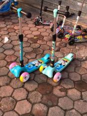 Xe trượt scooter có nhạc đèn cho bé
