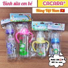 Bình sữa CACARA® 140ml/240ml – Sản xuất tại Việt Nam????