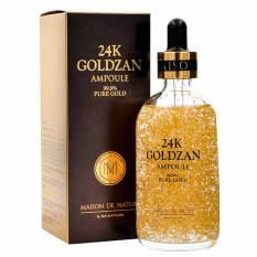 Serum tinh chất vàng 24k Goldzan