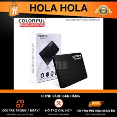 Ổ cứng SSD Colorful SL300 160Gb