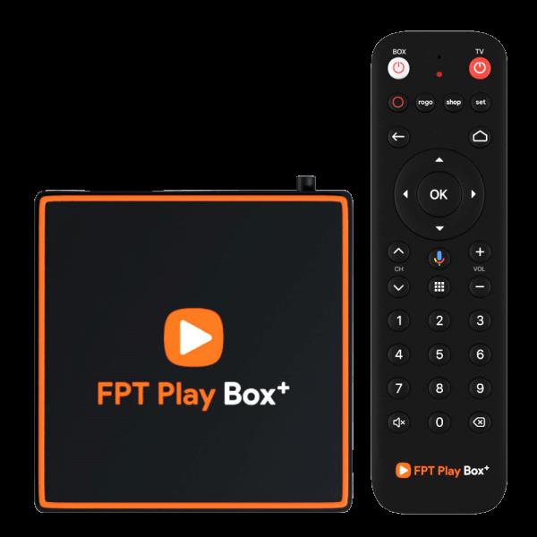 Đầu thu kỹ thuật số FPT Play Box+ 2020 – Tivi Box – Hệ điều hành AndroidTV 10