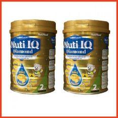 Sữa NUTI IQ DIAMOND số 2 LOn 900g