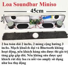 1 cái loa Soundbar giải phóng tồn kho các loại