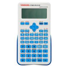 Máy Tính Học Sinh Vinacal 570ES Plus II – Xanh dương