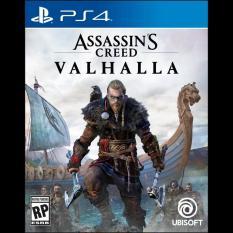 [Nhập ELJAN22 giảm 10% tối đa 200k đơn từ 99k]Đĩa Game Assassins Creed Valhalla PS4