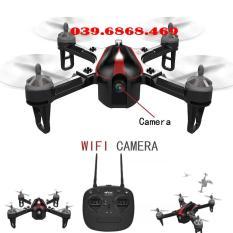 Máy bay MJX bugs 3 Mini – TẶNG KÈM CAMERA C5810 & MÀN HÌNH D43 – Lộn Nhào 360 độ – Động Cơ Không Chổi Than – Đèn LED Siêu Sáng – Racing Drone flycam mini B3