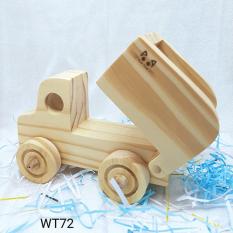 Đồ chơi gỗ Xe ben WT072