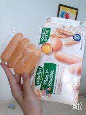 Bánh ăn dặm Bledina cho bé từ 10 tháng tuổi