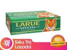 [FREESHIP- Siêu thị Lazada ] Thùng 24 Lon Bia Larue Special (330ml/Lon)