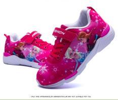 Giày thể thao bé gái công chúa elsa từ 3 – 7 tuổi