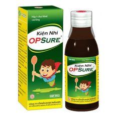 Kiện nhi OPSure cho trẻ biếng ăn, đổ mồ hôi trộm