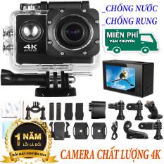 Camera hành trình 4K – Camera Hành Trình Chông Rung – Camera hành trình Màn hình LCD 1.5/ 2 Inch- Định dạng ảnh: JPEG.- Hệ điều hành hỗ trợ: Windows xp//Win7/Win 8 /Mac os. – Bảo hành 12 tháng